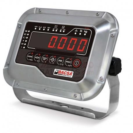 Indicador de peso BDI610I Ethernet