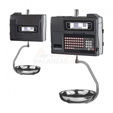 Balanza Comercial Colgante DIM510C 5 Vendedores con impresora
