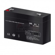 Bateria balanza WPP y similares