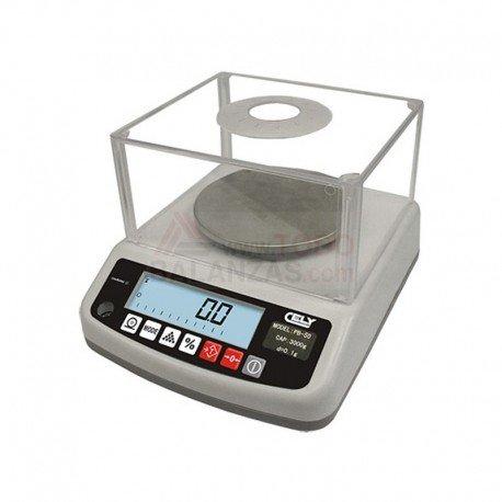 Balanza precision Cely PB-60