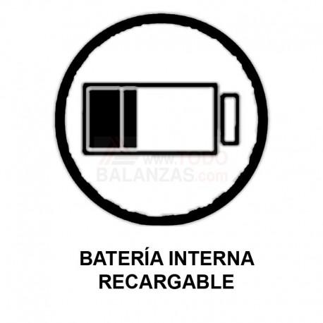 Bateria interna recargable balanzas Bacsa B9 y BC1303