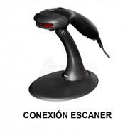 Conexion Escaner para balanzas Bacsa
