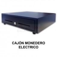 Cajon monedero electrico