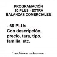 Programación 60 PLUS