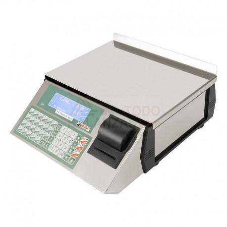 Balanza Bacsa BP 10 vendedores con impresora