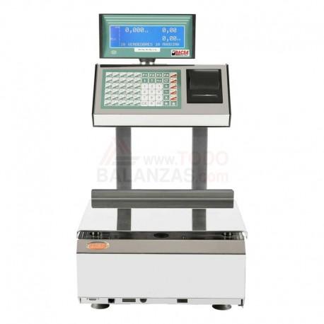 Balanza Bacsa DG 10 vendedores con impresora