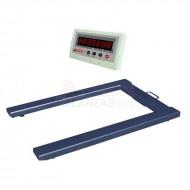 Bascula pesa palets portatil BDP 1.500kg con i50
