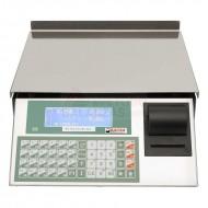 Balanza Bacsa BP 6 vendedores con impresora y bateria interna