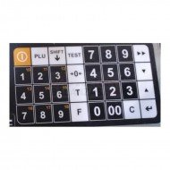 Caratula teclado serie G Dibal