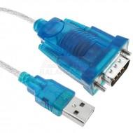 Adaptador RS-232 a USB para balanzas