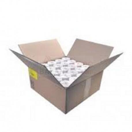 Caja 20.000 etiquetas termicas 60x40mm para balanza o etiquetadora