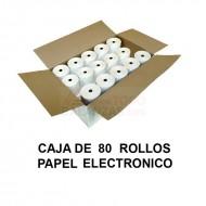 Papel electronico 76.5x65mm caja (80u.)
