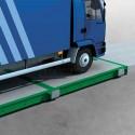 Bascula de camiones Hormigon DIAMANT Sobresuelo