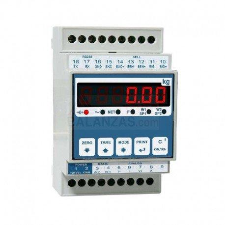 Transmisor de peso DGT-1AN