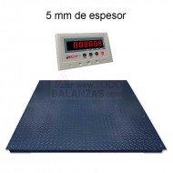 Bascula Empotrada Bds4-as-I50 de 600 a 3000 kg