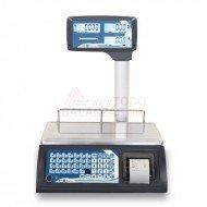 Balanza Baxtram RTI Visor Elevado con impresora vendedor y bateria interna