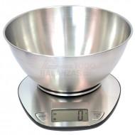 Balanza de Cocina SteelKS 5kg/1g