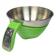 Balanza de Cocina GreenKS 5kg/1g