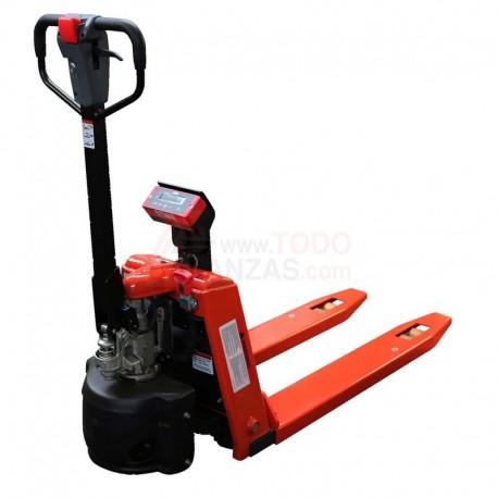 Transpaleta pesadora electrica ERGO1100