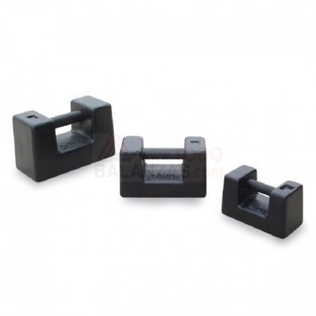 Pesa Individual M1 rectangular hierro