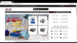 Video como comprar balanza en www.todobalanzas.com