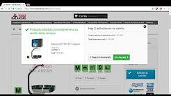Video como comprar balanza de Pescaderia o colgante en www.todobalanzas.com